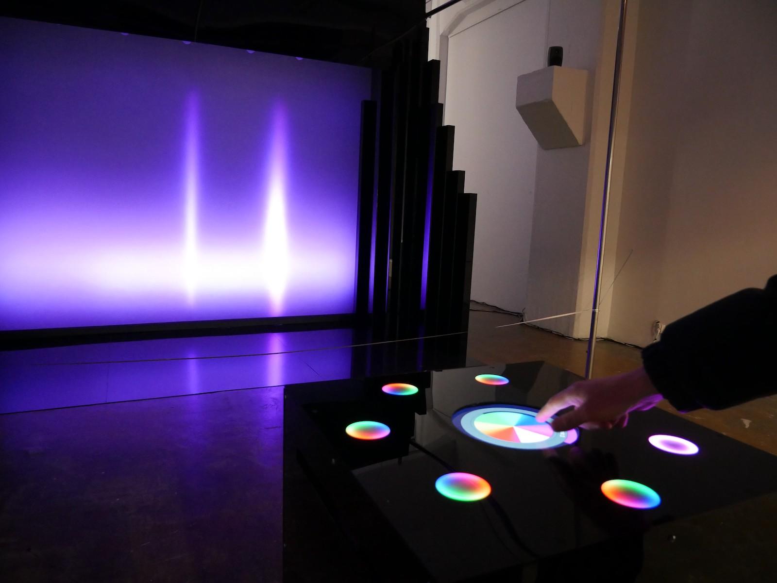 Colour music_user interface - Tarja Ervasti