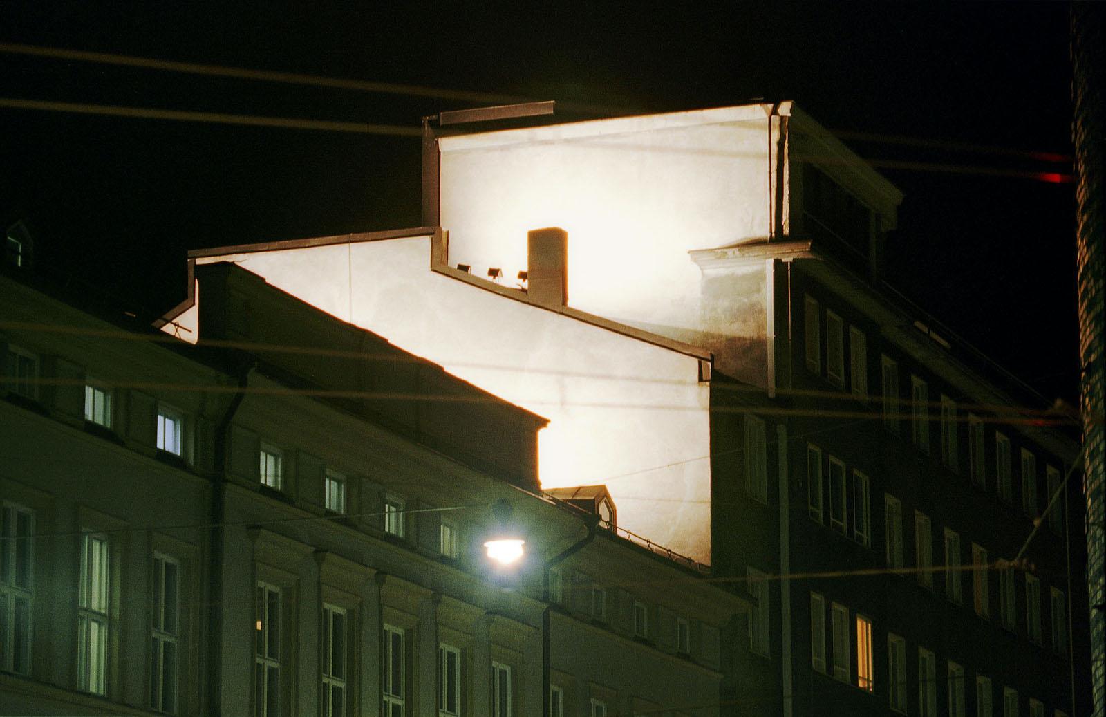 Maaria Wirkkala: Sokea seinä